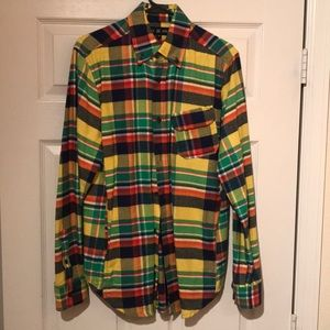 FiveFour Mens Longsleeve Button-up